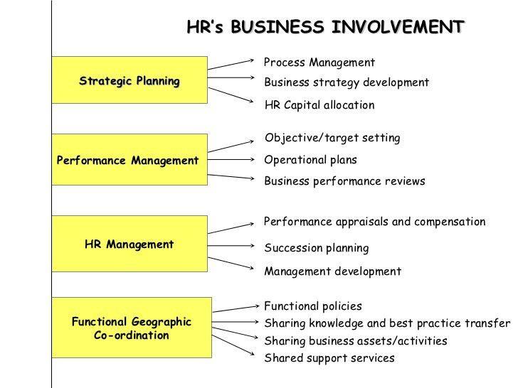 Sample Hr Action Plan. Figure 4: Variance In Hr Process ...