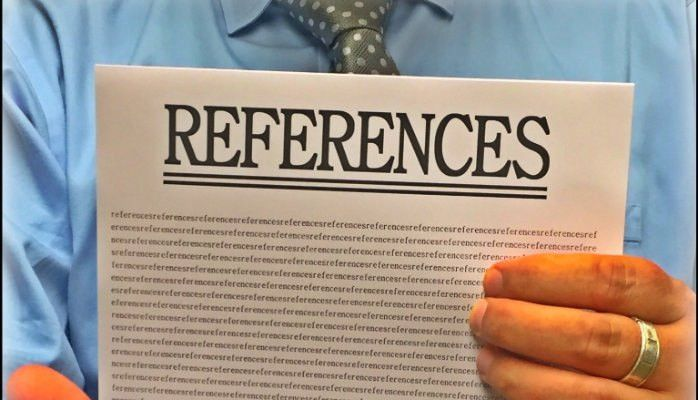 In Reference to your References... | David Keller | Pulse | LinkedIn