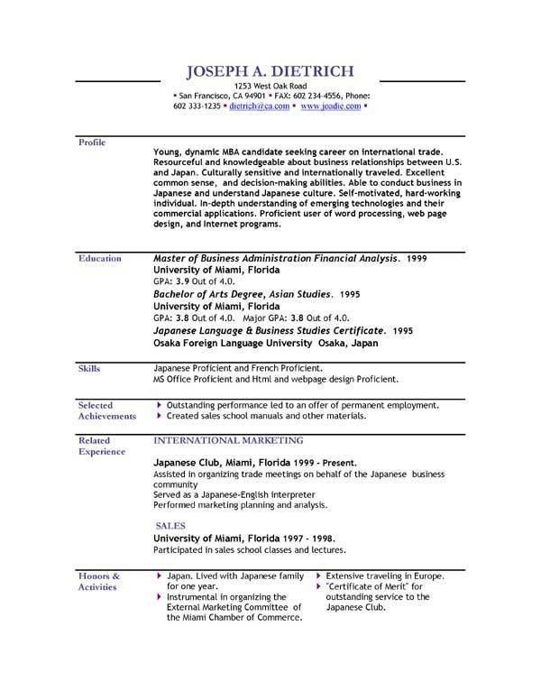 Download Resume Templates Word. Fresherresumeformatformcastudent ...