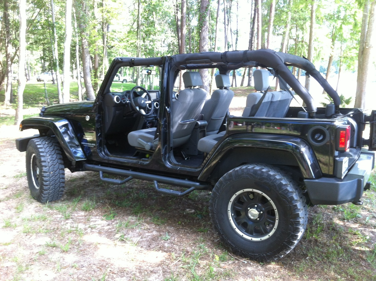 jeep 3rd row autos post. Black Bedroom Furniture Sets. Home Design Ideas