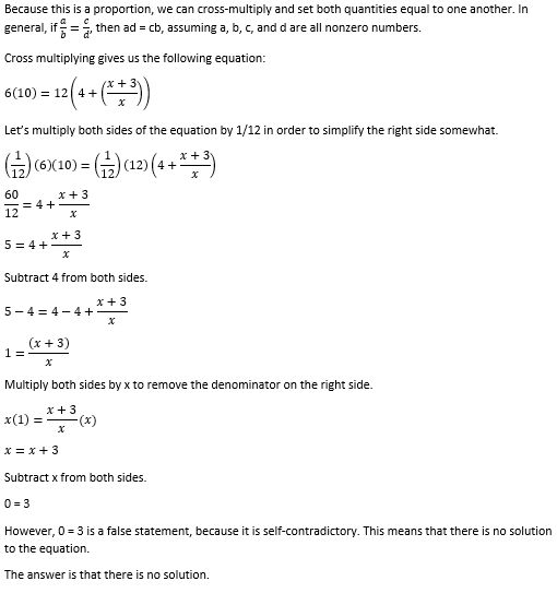 Equations / Inequalities - GRE Math