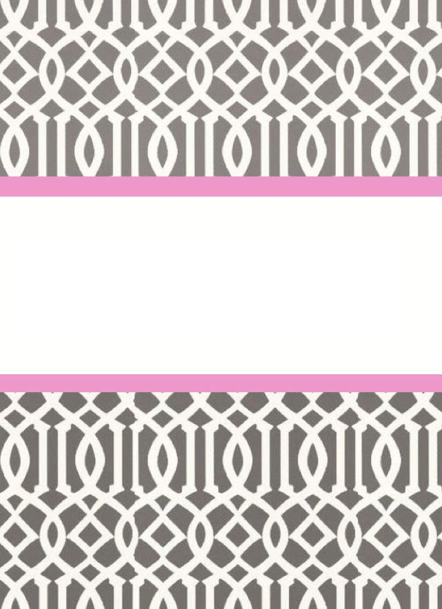 Prep Of The South: Preppy Binder Covers! I'm going to print and ...