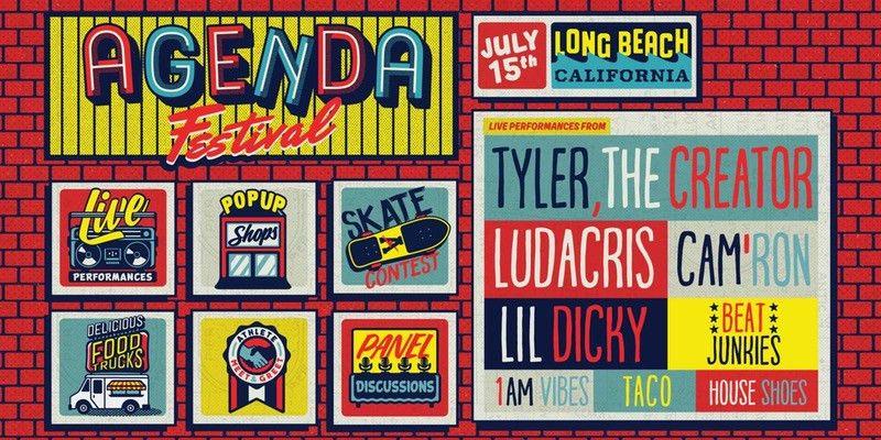 Tyler, The Creator, Ludacris, Lil Dicky to Headline Inaugural ...