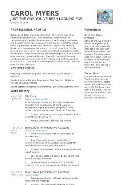 File Clerk Responsibilities Resume | Professional resumes sample ...