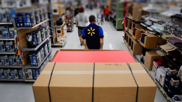 Wal-Mart Is Ending Overnight Hours at Some Stores - Bloomberg