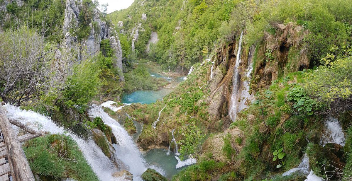 Plitvicka Jezera, Croatia