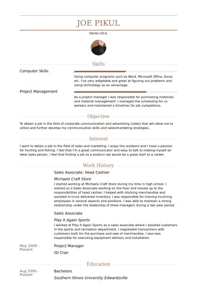Head Cashier Resume Example 8 | ilivearticles.info