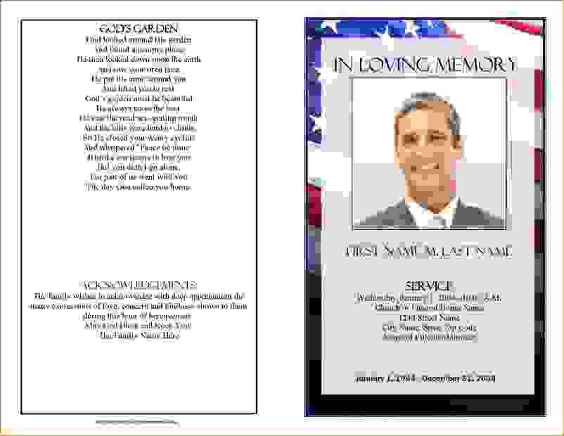 13 funeral programs templateAgenda Template Sample | Agenda ...