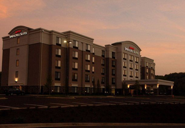 Night Auditor/Guest Service Agent Job | SpringHill Suites Wheeling ...
