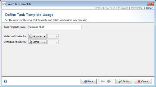 Tutorial for Rapid Local Ad hoc MLST+ - Ridom SeqSphere+ Documentation