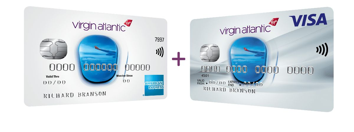 Virgin Credit Cards UK | Virgin Atlantic Credit Card Account | 0 ...