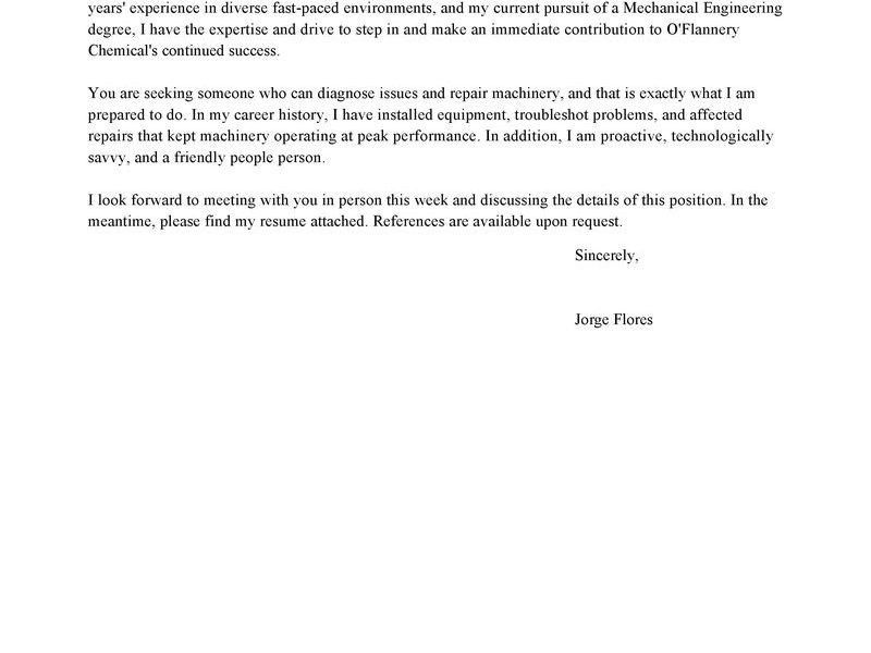 Sensational Design Entry Level Cover Letter Example 2 Best ...