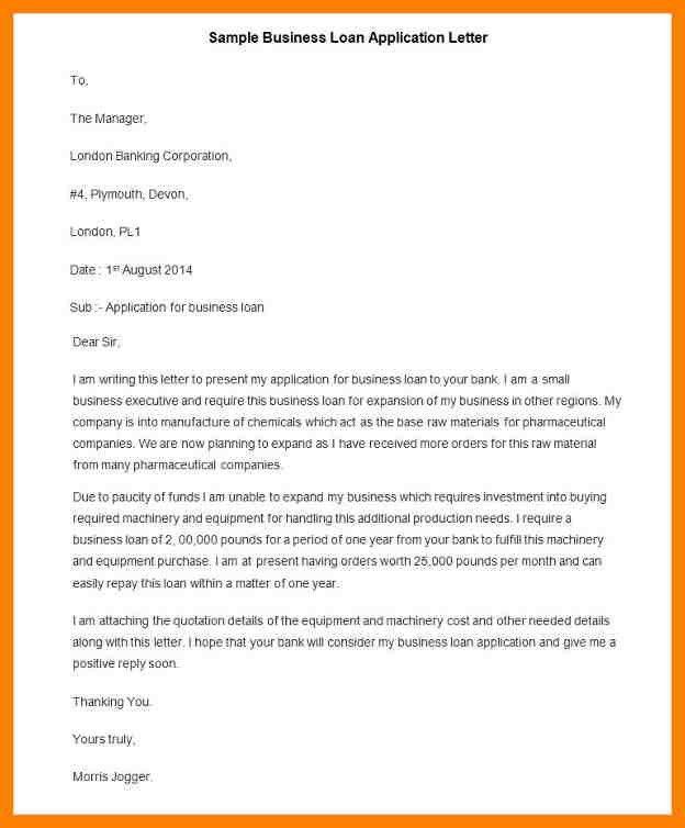 6+ format of application | addressing letter