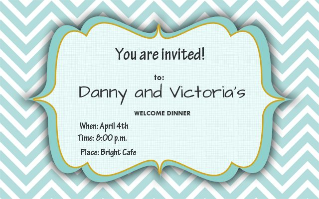 Free Party Invitation Template | THERUNTIME.COM