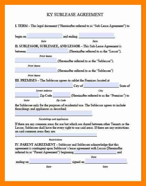 Roommate Agreement Form. Roommate Rules Agreement Roommate ...