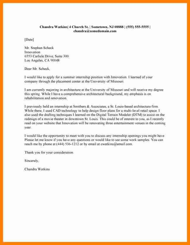 11+ cover letter internship example | assembly resume