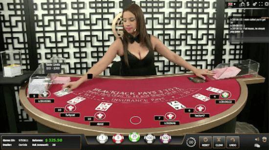 Global Gaming Labs Blackjack | Best USA Live Dealer Sites