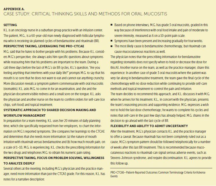 Oncology Nursing Society | CJON
