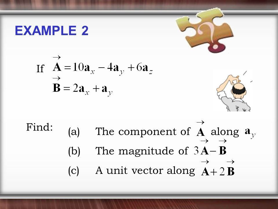 Review: Analysis vector. VECTOR ANALYSIS 1.1SCALARS AND VECTORS ...
