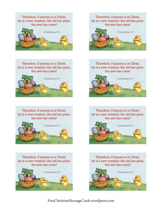 Free Easter card | Free Christian Message Cards