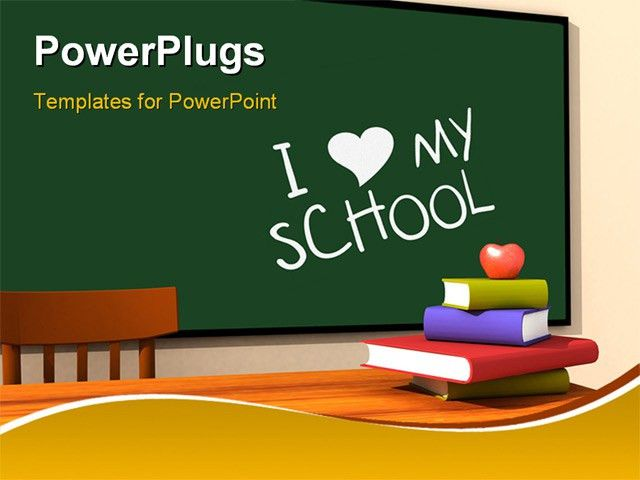 free powerpoint presentation templates schools school themed ...