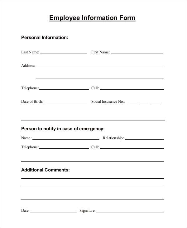 Personal Information Release Form Formats.csat.co  Personal Information Release Form