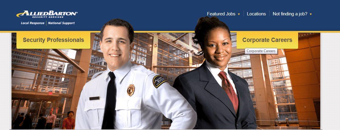 security | Arlington Employment Center Job Board