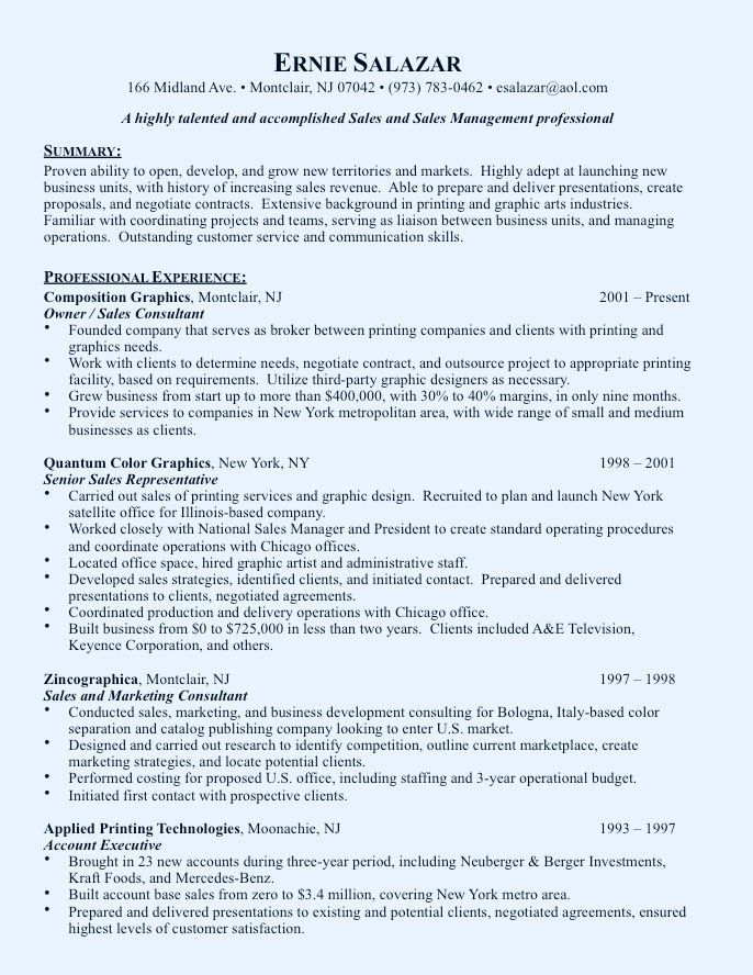 28 + Resume Samples for Applying Professional Marketer Positions ...
