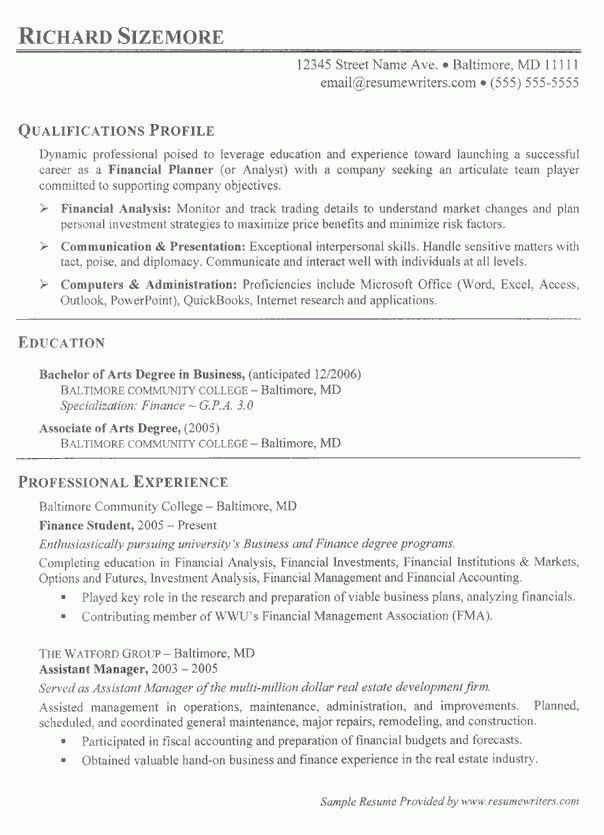 how to write a resume with no job experience template examples ...