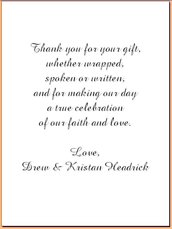 wedding thank you card inside images amp pictures becuo. wedding ...