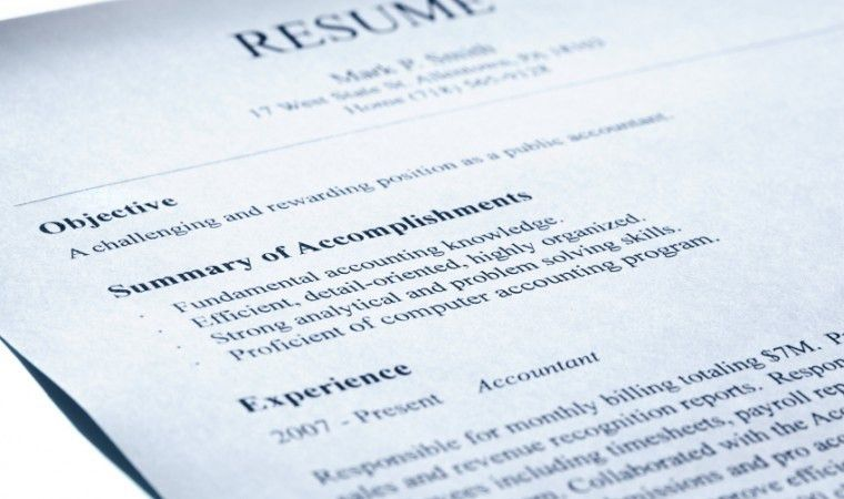 Sell Yourself with a Resume Objective | Simply Hired Blog