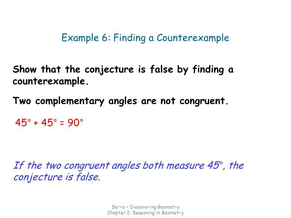 2.1 Inductive Reasoning Objectives: I CAN use patterns to make ...