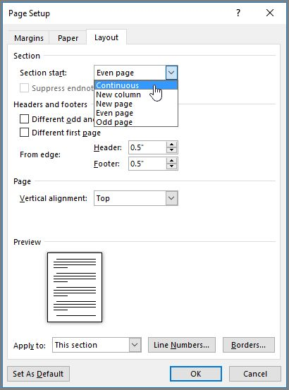 Delete a page in Word - Office Support