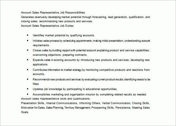 Job Description Template – 47+ Free Word, Excel, PDF Format ...
