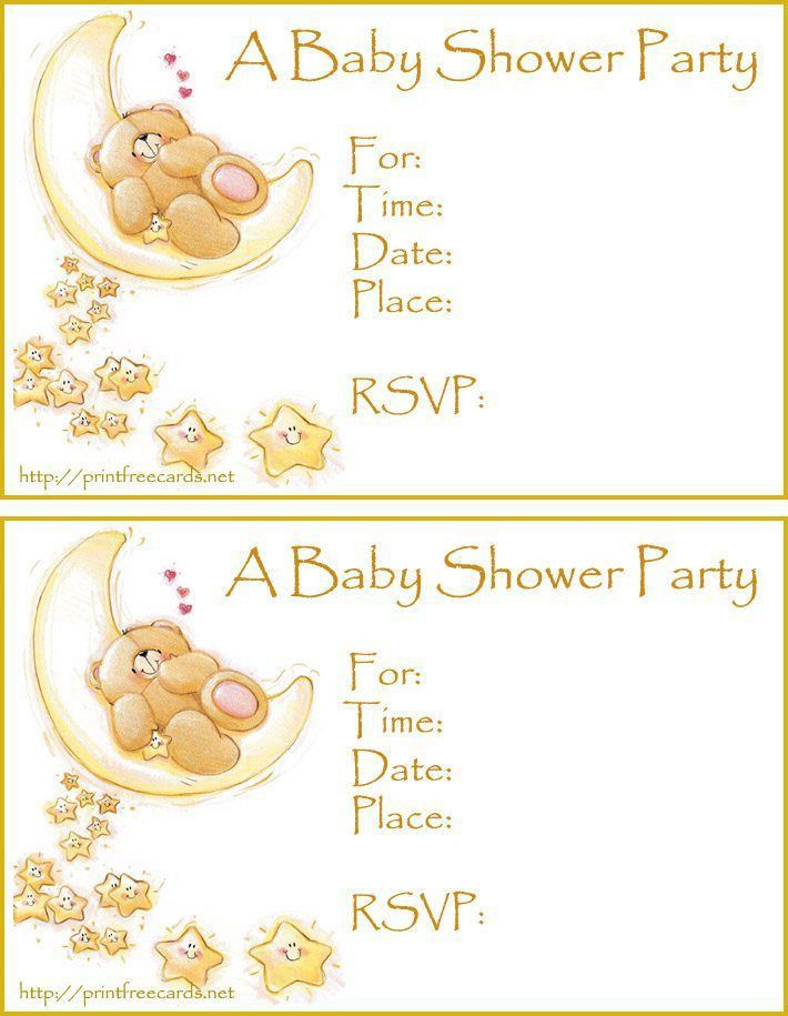 9 best Handmade Baby Shower Invitations images on Pinterest ...