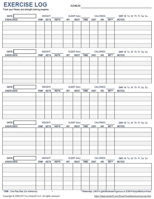 Daily Work Log Sheet Excel