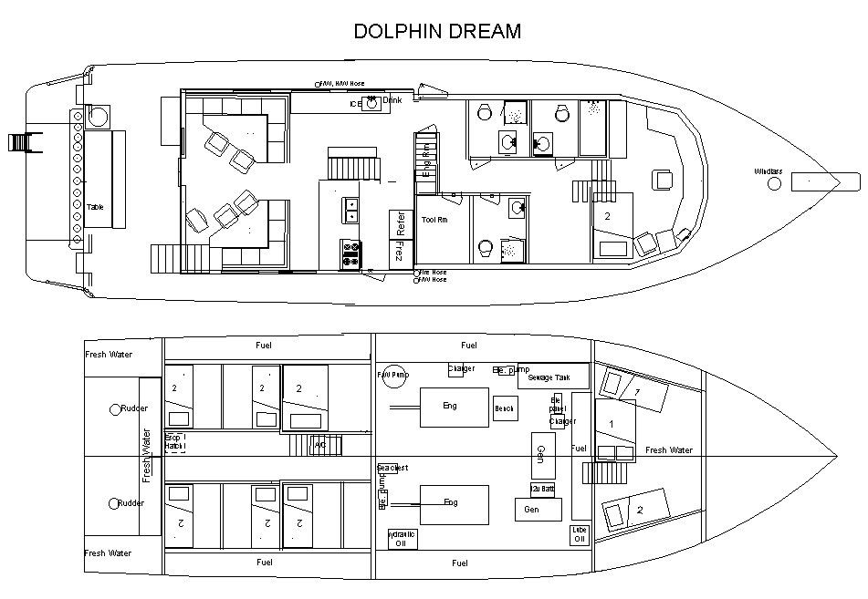 1000 images about house boat floor plan on pinterest for Boat floor plans