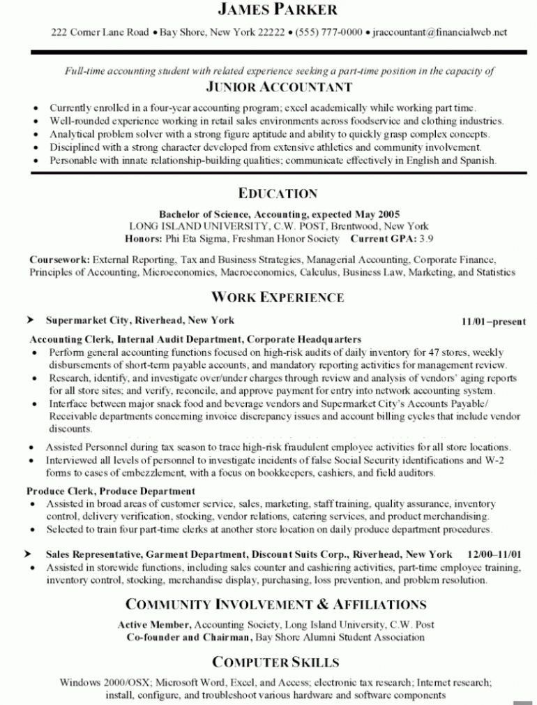 Accounts Payable Resume Example Resume - Schoodie.com