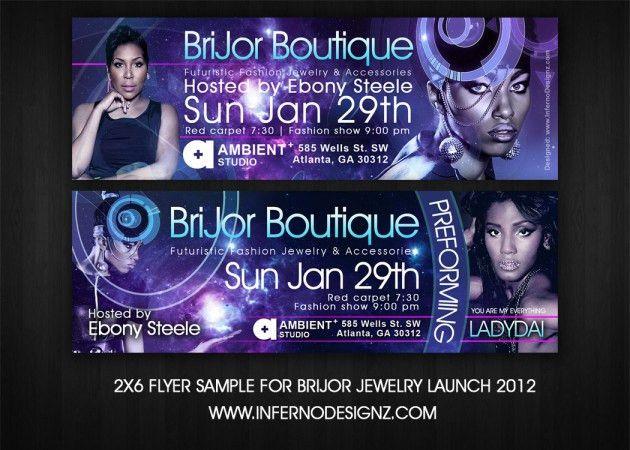Brijor Boutique Event Ticket |