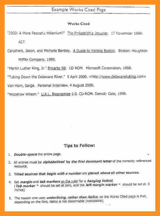 13+ bibliography mla examples | scholarship letter