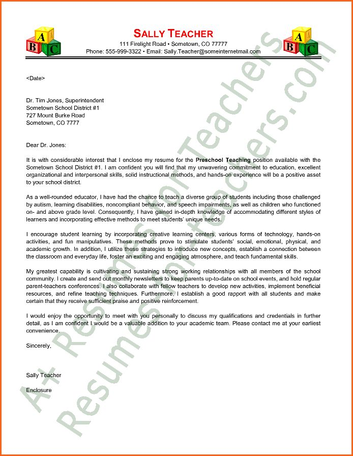 17+ [ Teaching Position Cover Letter ] | Online Writing Lab Amp ...