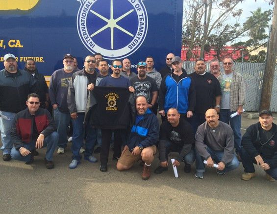 FedEx Freight Workers In California Vote To Join Teamsters Local ...