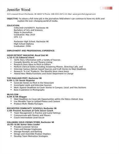 Attractive Inspiration How To Complete A Resume 2 Best Resume ...