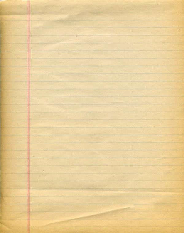 Old Notebook Paper Background Texture | Free digital downloads ...