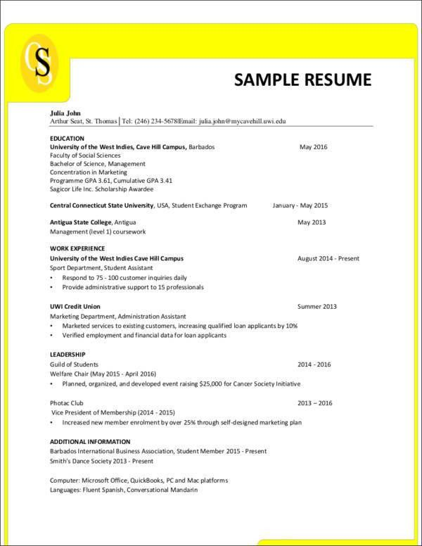 Why Resume Formatting Matters More Than You Think
