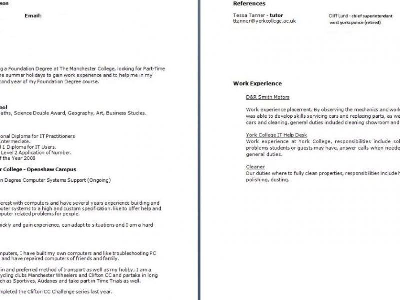 clever design good things to put on a resume 11 smartcoverletter ...