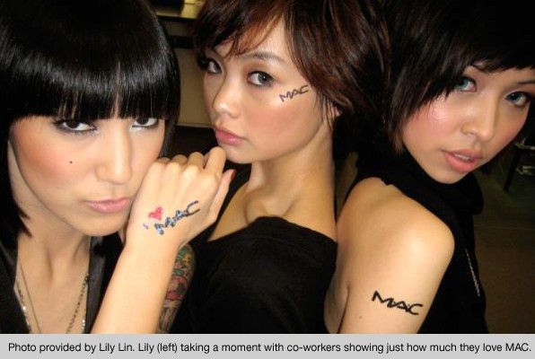 Canada's Top Makeup School Graduate Lily Lin   Makeup News ...