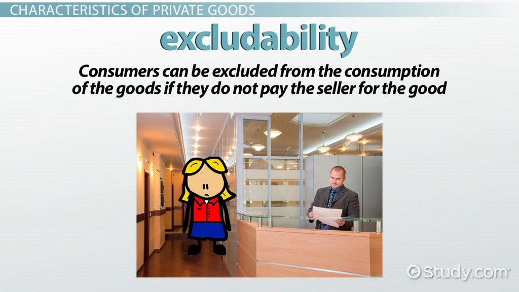 Consumer Goods: Definition, Types & Examples - Video & Lesson ...