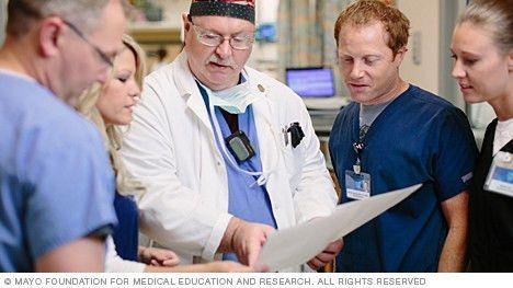 Summer III Nursing Externship at Mayo Clinic - Summer III Nursing ...