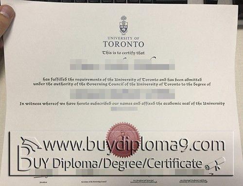 Buy university of toronto diploma, buy college degree - buy ...